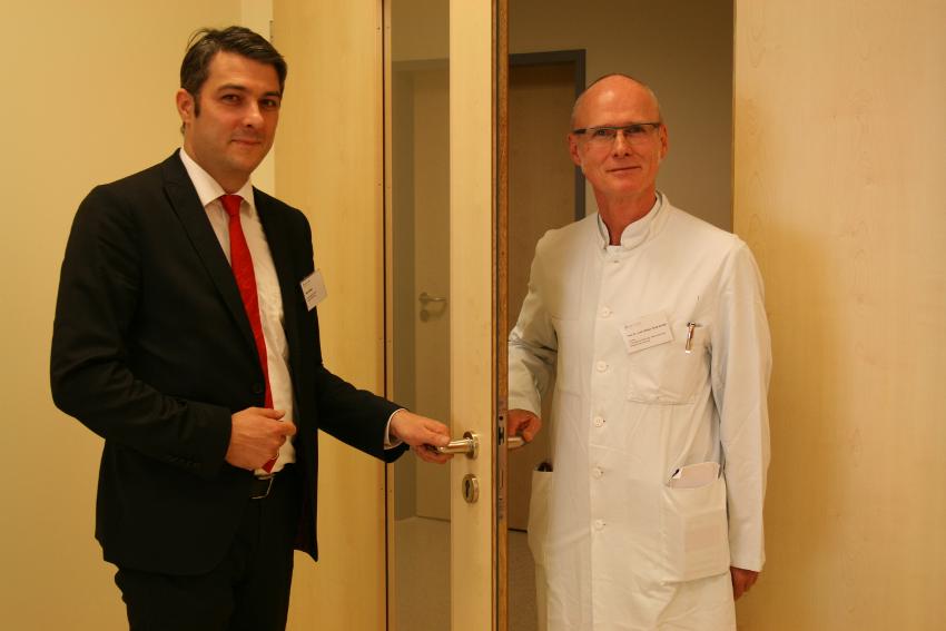 Kupfer Gegen Keime Asklepios Klinikum Harburg Sorgt F R