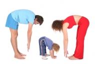 Aktive Bewegung ist schon in frühen Jahren die richtige Vorbeugung gegen Osteoporose.