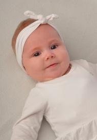 Baby Mia hat Blutkrebs und benötigt eine Stammzellspede