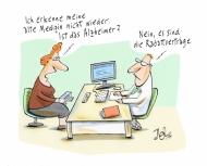 Karikatur zum Download auf www.neue-allgemeine.de