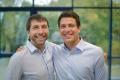 Familienunternehmen setzt auf Doppelspitze: Marcus Hevert (r.) verstärkt seinen Bruder Mathias Hevert in der Geschäftsführung. Foto: Gregor Schuster