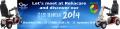 REHACARE-Einladung von führendem Hersteller medizinischer Elektromobile