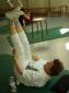 Mit Schwung und Können Gymnastik für ein mobiles älter werden. Foto karin g. mertel