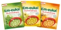 Mit den Em-eukal Gummidrops gibt es die Em-eukal Bonbons von Dr. C. SOLDAN erstmalig auch zum Kauen.