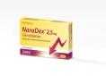 Gegen Migräne neu von Dexcel Pharma: NaraDex® 2,5 mg