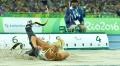 """Vanessa Low bei den Paralympischen Spielen in Rio de Janeiro (Quelle: """"Ralf Kuckuck / DBS"""")"""