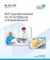 Broschüre des DGE-Qualitätsstandard für die Verpflegung in Krankenhäusern Quelle: DGE/Station Ernährung