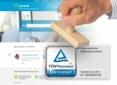 jameda Pressebild_TÜV Rheinland-Zertifizierung