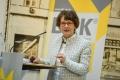 Dr. Gertrud Demmler, Vorstand der Siemens-Betriebskrankenkasse SBK Copyright: BK DV, Kater