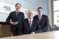 Geschäftsführung: Dr. Sven Jansen, Peter Mattis, Dr. Hermann Sommer