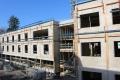 Der Neubau der Kinder- und Jugendpsychiatrie am Bezirksklinikum Ansbach schreitet zügig voran.