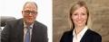 Simon Wenz, Gründer und Vorstandsvorsitzender der Hausengel Holding AG, Juliane Bohl, Vorstandsmitglied der Hausengel Holding AG