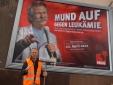 DKMS-Schirmherr Henning Krautmacher ruft zur Registrierung auf