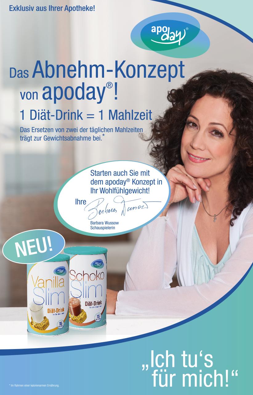 Apoday Das Neue Abnehm Konzept Mit Den Diat Drinks Apoday