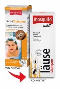 mosquito med l use shampoo ab sofort erstattungsf hig. Black Bedroom Furniture Sets. Home Design Ideas