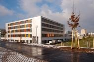Die neue Universitäts-Frauen- und Hautklinik wird im Juni 2013 bezogen. Bild: Universitätsklinikum Heidelberg