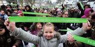Auch viele Schulkassen und Kindergärten beteiligten sich in den vergangenen Jahren am Tag der Kinderhospizarbeit.  Foto: Deutscher Kinderhospizverein