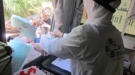 medeor hat bereits Medikamente mit einem Gewicht von zehn Tonnen in verschiedene Flüchtlingslager als auch direkt nach Syrien gebracht.