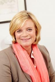 DKMS-Geschäftsführerin Claudia Rutt