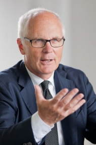 Prof. Dr. Guido Adler, Leitender Ärztlicher Direktor, Universitätsklinikum Heidelberg