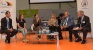 Foto: Ralf Kuckuck, DBS-Akademie (rechtefrei nutzbar)  v.l.n.r.: Dr. Michael Ilgner, Maike Naomi Schnittger, Marketa Marzoli, Manuela Schmermund, Wolfgang Watzke, Friedhelm Julius Beucher