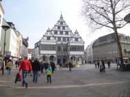 Tagungsort für den Welt-Osteoporosetag 2013: Das historische Rathaus zu Paderborn