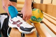 Sporteinlage, zum Beispiel für Handball