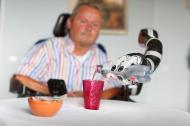 Robot Jaco hilft im täglichen Leben. Foto: Orfomed