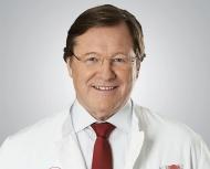 Schulterspezialist Prof. Dr. med. Habermeyer. Bild: MEDIAN Kliniken GmbH & Co. KG/ATOS München