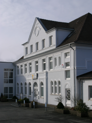 Firmensitz der BKK HMR in Herford