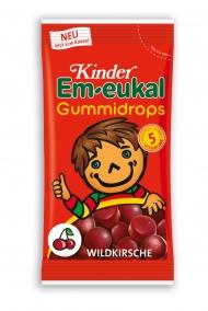 Das beliebte Wildkirschbonbon Kinder Em-eukal gibt es ab September erstmalig zum Kauen.