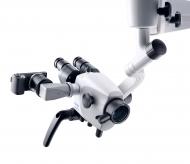 Das Atmos i View steht für eine neue Generation von Operationsmikroskopen: Führend in der Bildqualität und der ergonomischen Bedienung.