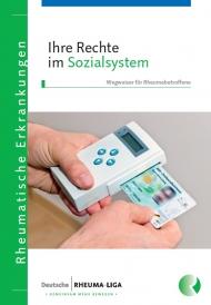 Titelbild des neuen Sozialratgebers für Rheumaerkrankte