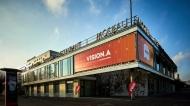 """Im Berliner Cafe Moskau trafen sich mehr als 200 Gäste erstmals zur Digitalkonferenz VISION.A und zur abendlichen Award-Verleihung und """"Party der Visionäre"""". Foto: APOTHEKE ADHOC/Harry Weber"""