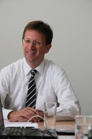 Michael Jakobi, Geschäftsführer Atos Medical Deutschland