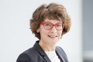 Dr. Gertrud Demmler, Vorstand der Siemens-Betriebskrankenkasse