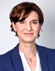 Stefanie Woerns, Vorstand der Stiftung Gesundheit