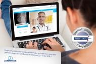 Patientus: Zertifizierter Videodienstanbieter