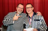 DJ Hessie und Udo © DKMS