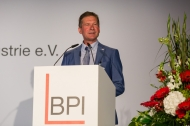 Dr. Martin Zentgraf, Vorsitzender des BPI