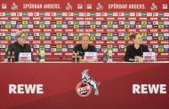 Während der Pressekonferenz