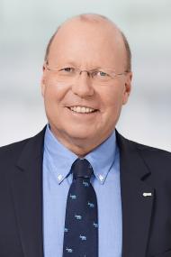 """""""Patienten mit Diabetes sollten auch immer auf ihre Nieren achten"""", rät Professor Dr. med. Dieter Bach, Vorstandsvorsitzender des KfH Kuratorium für Dialyse und Nierentransplantation e. V., Neu-Isenburg."""