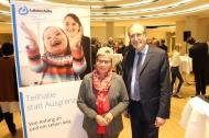 Carina Gödecke und Prof. Dr. Gerd Ascheid, Vorsitzender der Lebenshilfe NRW, Quelle: Lebenshilfe NRW