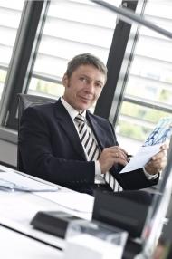 ZEQ-Vorstand Dr. Thomas Koch