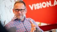 Dirk Vongehr (Apothekeninhaber & Mitglied des Präsidiums des MVDA e.V.) war ebenfalls Teil der fünfköpfigen Jury. Copyright: APOTHEKE ADHOC/ Andreas Domma