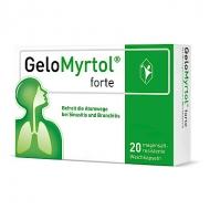 Eine hervorragende Wahl: Mit der 1- für-2-Strategie von GeloMyrtol® forte bekommen Kunden mit Husten, Schnupfen, Druckkopfschmerz schnell wieder Luft
