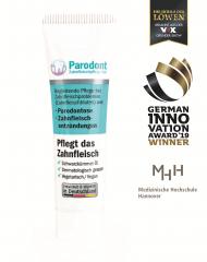 Parodont-Gel mit hochwertigem Schwarzkümmelöl und antibakterieller Wirkung