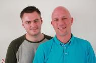 Daniel aus Nottingham, UK, ist der Lebensretter von Marco Wehser