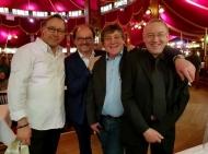 (v. l.) Thomas Bühner, Thomas Ellrott, Uwe Neumann, Thomas Vilgis.