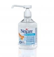 Der praktische Handspender mit 500 ml Hygienegel ist ab sofort in Apotheken erhältlich. Foto: 3M.